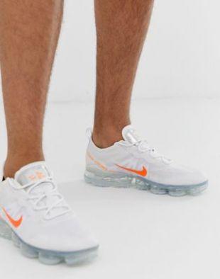 Nike - Vapormax 2019 - Baskets - Blanc