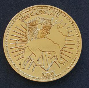 John Wick Replica Movie Coin/Challenge Coin