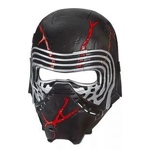 Masque électronique Force Rage de Kylo Ren, Star Wars
