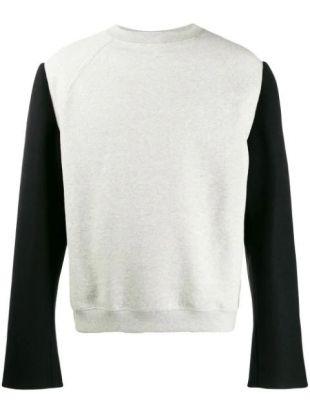Shadow Bi Material Sweatshirt