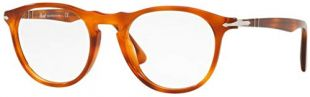Persol PO3205V Eyeglasses 96 Terra Di Siena w/ Demo Lens 51mm