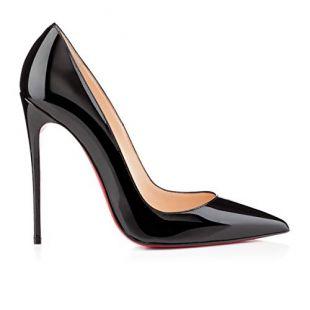 Christian Louboutin Luxury Fashion Womens 3130694BK01 Black Pumps | Season Permanent