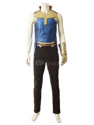 Vengeance Infinity War Thanos Halloween Cosplay Costume Marvel Comic Cosplay Costume