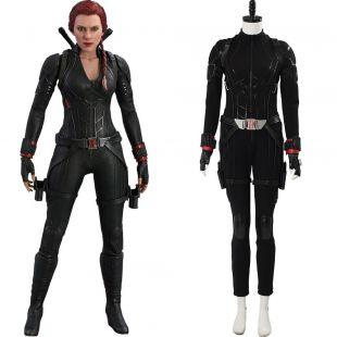 Avengers 4 Endgame Black Widow Veuve Noire Natasha Romanova Cosplay Costume