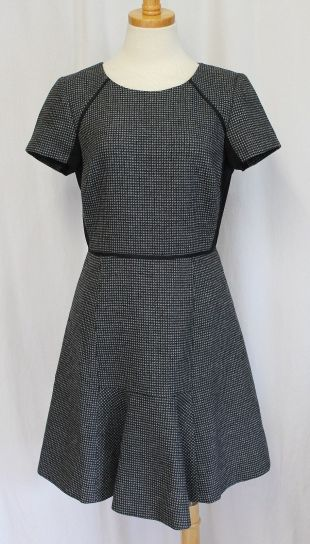 robe grise taille 34