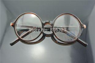 Eyeglass Frames Retro Round Glasses