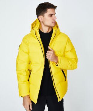Superdown Jacket Yellow