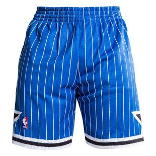 MITCHELL AND NESS NBA SWINGMAN SHORTS - ORLANDO MAGIC