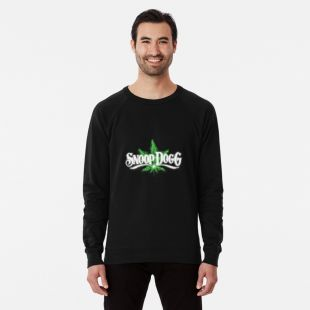 Snoop Dog Marijuana Lightweight Sweatshirt
