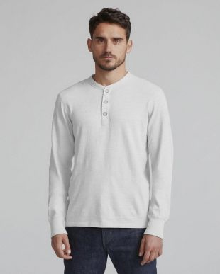 Rag & Bone Standard Issue Classic Henley