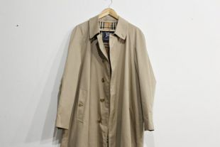 Manteau de trench Deburberrys vintage