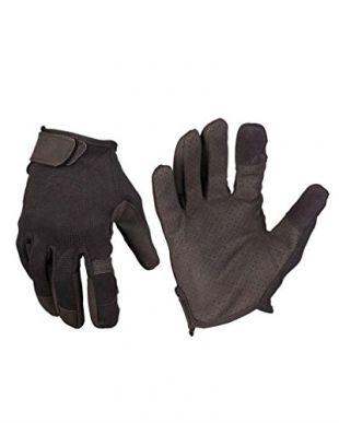 Gants combat Touch noir - Miltec - Noir - #000000 - 2XL