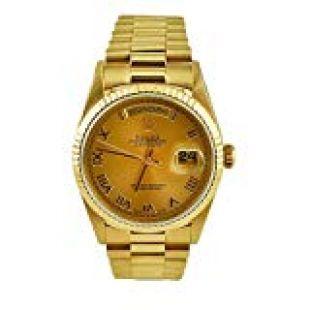 Rolex Day-Date 36 18k Gold