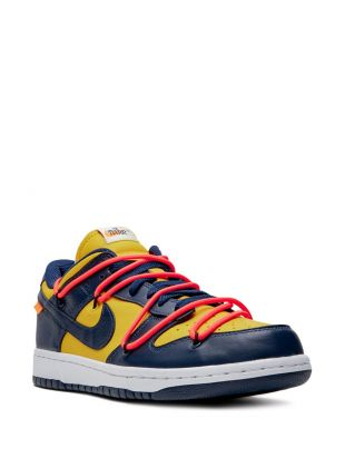 Dunk Low University Gold Sneakers