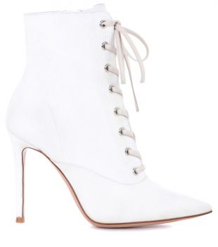 Neville Lace Up Ankle Boots