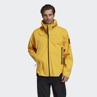 Veste de pluie MYSHELTER - Jaune adidas | adidas France