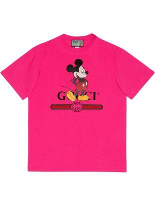 t-shirt Gucci x Disney -