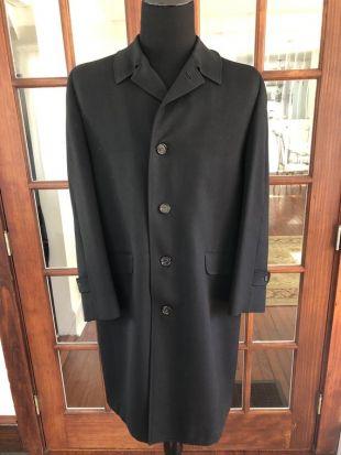 Années 1960 Mad Men Style Trench Coat Schlesingers de l'ouest New York