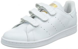 top quality dirt cheap size 7 The Adidas Stan Smith Velcro in the clip Unfinished-Breakers ...