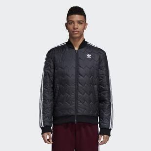 Veste SST Quilted - Noir adidas | adidas France