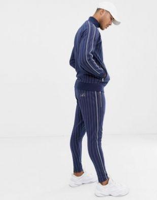 The Couture Club - Pantalon de jogging skinny à fines rayures | ASOS