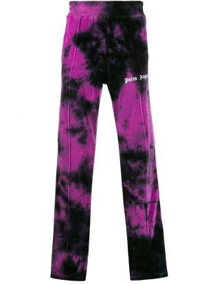 Tie-dye Print Track Pants