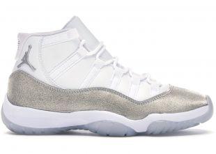 Jordan 11 Retro 'Vast Grey'