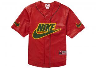 Nike Red Baseball Jersey