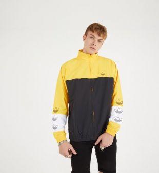 Veste de sport tricolore Adidas