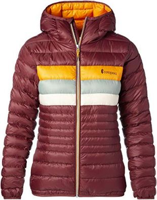 Cotopaxi Red Burgundy Down Jacket Worn By Cissy Iliza Shlesinger As Seen In Spenser Confidential Spotern
