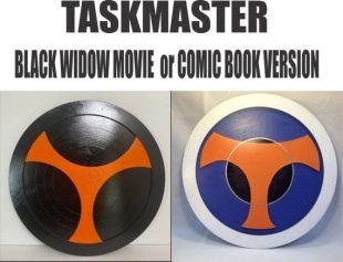 """23 """"Taskmaster bouclier cosplay réplique"""