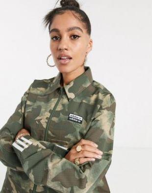 adidas Originals - RYV - Veste courte - Camouflage | ASOS