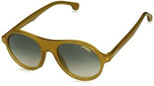 Carrera Unisex-Adult Carrera 142/s Round Sunglasses, YELLOW, 50 mm