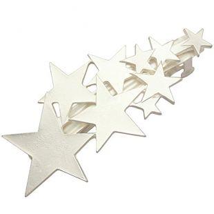 Q&Q Fashion Gold Plated Blogger Fav Shooting Star Bridal Hair Pin Clip Cuff Wrap Claw Snap Barrette