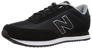 New Balance Men's 501v1 Ripple Lifestyle Sneaker, Black, 10 D US