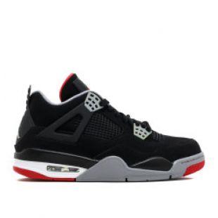 Sneakers Nike Air Jordan IV in the movie clip Wings of