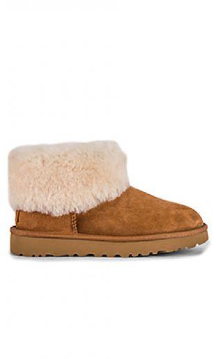 Australia Classic Mini Fluff Boot