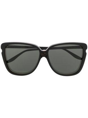 Eyewear square-frame Sunglasses