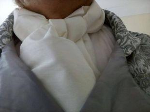 Taille personnalisée Muslin Regency inspiré cravate pour hommes