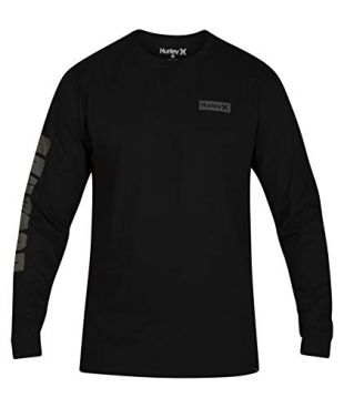 Long-Sleeve Sweatshirt Black