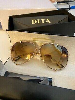 Dita Talon Sunglasses 23007 B Gold 18k