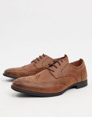Chaussures richelieu - Marron