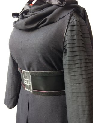 Kylo ren star wars force éveil cosplay costume
