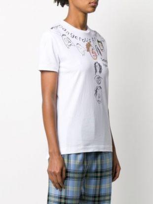 Vivienne Westwood t-shirt Imprimé - Farfetch