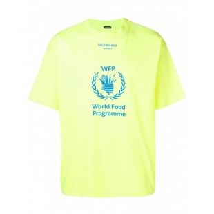 T-shirt World Food Programme Balanciaga