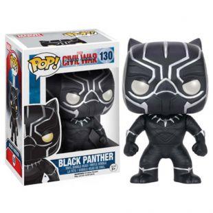 Figurine Pop! Marvel Captain America Civil War Black Panther