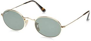 Ray-Ban Rb 3547N Montures de Lunettes, Or (Gold), 51 mm Mixte Adulte