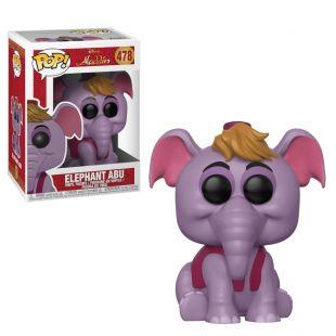 Figurine Pop! Abu en Éléphant - Aladdin - Disney