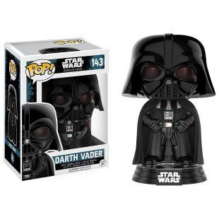 Figurine POP - Star Wars Rogue One - Dark Vador - Funko Pop N°143 | Rakuten