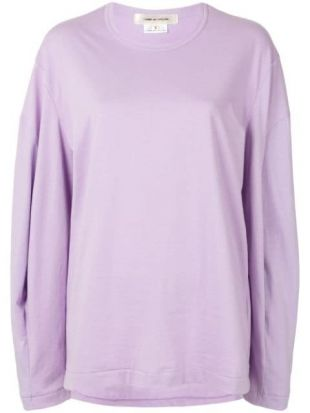 Worsted Oversized Jumper